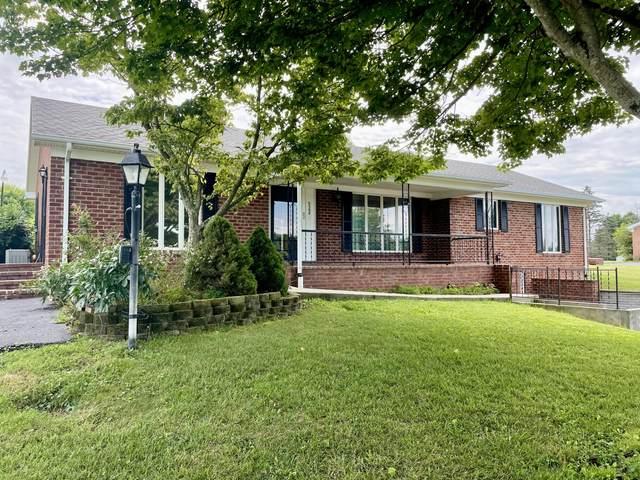522 Wake Robin Trl, LEWISBURG, WV 24901 (MLS #21-1179) :: Greenbrier Real Estate Service