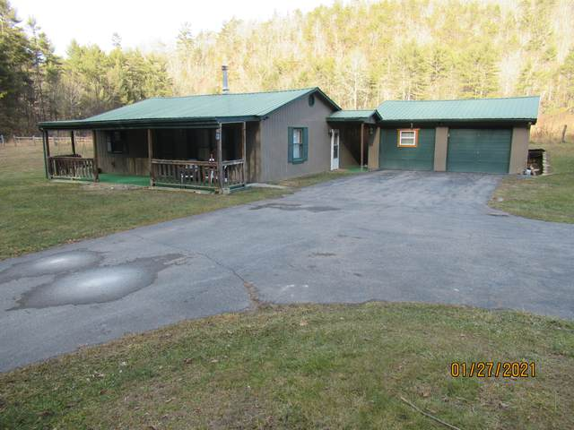 2371 Whites Draft Rd, White Sulphur Springs, WV 24986 (MLS #21-118) :: Greenbrier Real Estate Service