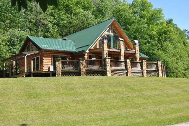 255 Jonas Landing, RENICK, WV 24966 (MLS #21-12) :: Greenbrier Real Estate Service