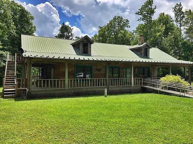 3332 Spruce Flat Rd, MARLINTON, WV 24954 (MLS #21-1200) :: Greenbrier Real Estate Service