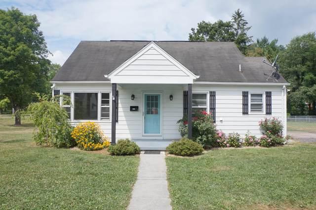 147 Crescent Ave, White Sulphur Springs, WV 24986 (MLS #21-1210) :: Greenbrier Real Estate Service