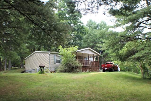 265 Huntersville Cemetery Rd, MARLINTON, WV 24954 (MLS #21-1214) :: Greenbrier Real Estate Service