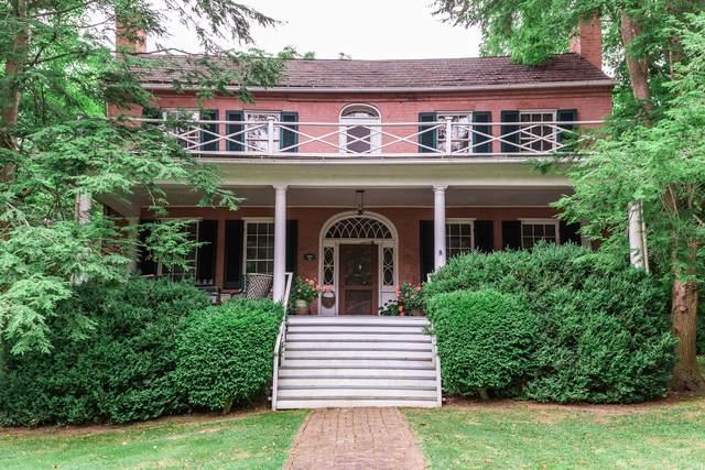 1248 E Washington St, LEWISBURG, WV 24901 (MLS #21-1226) :: Greenbrier Real Estate Service