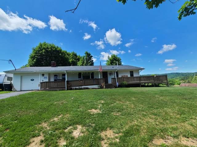 42 1st Street, GREENVILLE, WV 24945 (MLS #21-1236) :: Greenbrier Real Estate Service