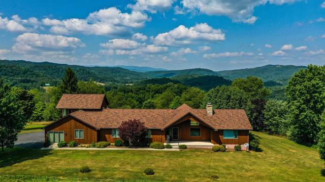 196 Trout Run Rd, Asbury, WV 24916 (MLS #21-1242) :: Greenbrier Real Estate Service