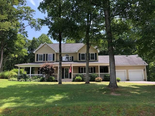 368 Oakwood Dr, Alderson, WV 24910 (MLS #21-1252) :: Greenbrier Real Estate Service
