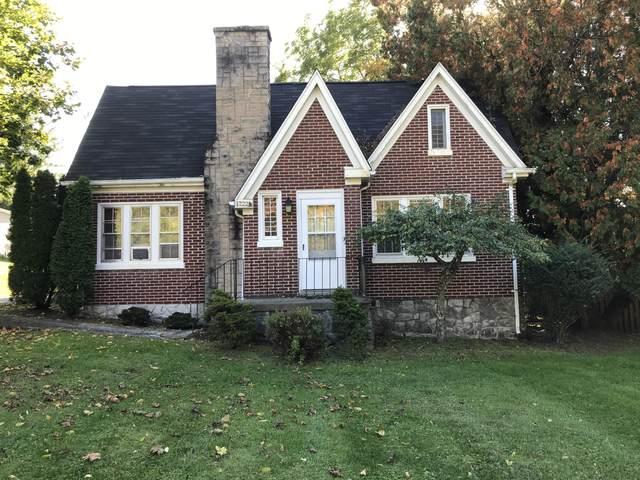 1722 E Washington St, LEWISBURG, WV 24901 (MLS #21-1257) :: Greenbrier Real Estate Service