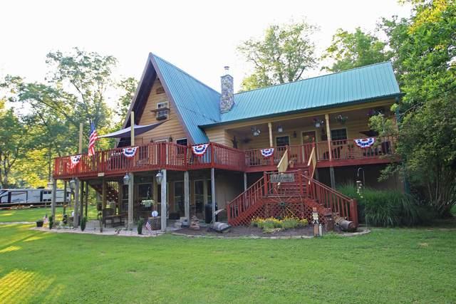 163 Mill Pond Ln, Alderson, WV 24910 (MLS #21-1274) :: Greenbrier Real Estate Service