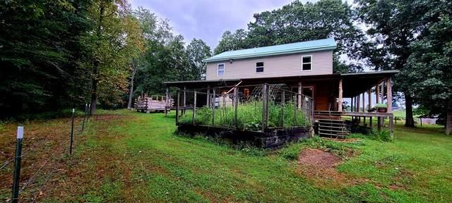 3220 Little Stoney Creek Rd, FOREST HILL, WV 24935 (MLS #21-1309) :: Greenbrier Real Estate Service