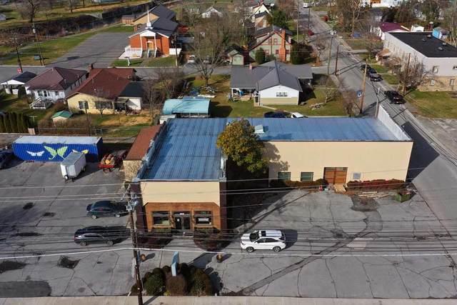 905 E Main St, White Sulphur Springs, WV 24986 (MLS #21-1324) :: Greenbrier Real Estate Service