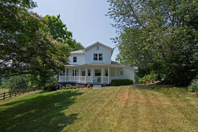 111 Ben Vass Road, BALLARD, WV 24918 (MLS #21-1328) :: Greenbrier Real Estate Service
