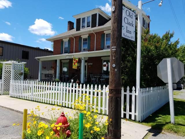 702 3rd Ave, MARLINTON, WV 24954 (MLS #21-1379) :: Greenbrier Real Estate Service