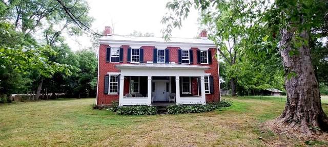 904 Indian Mills Road, BALLARD, WV 24918 (MLS #21-1409) :: Greenbrier Real Estate Service