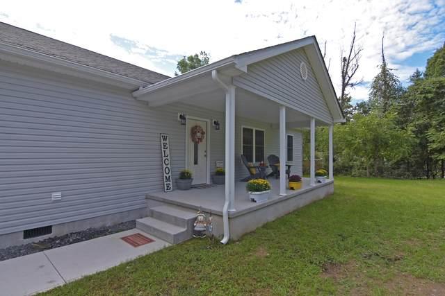 828 Big Draft Road, White Sulphur Springs, WV 24986 (MLS #21-1418) :: Greenbrier Real Estate Service
