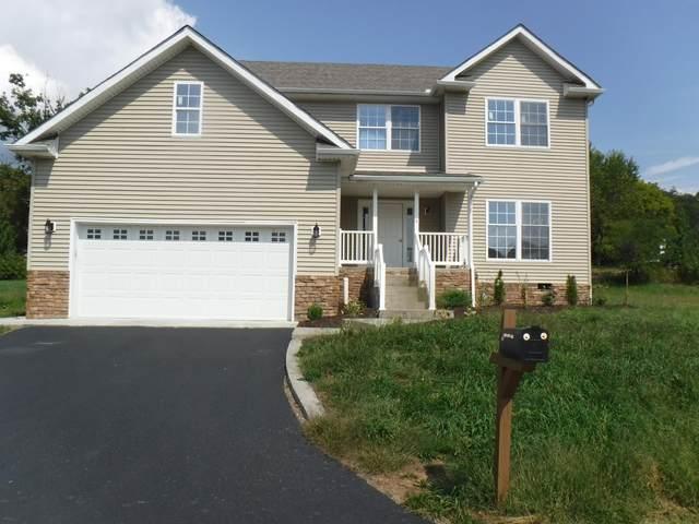 165 Lillians Way, White Sulphur Springs, WV 24986 (MLS #21-1444) :: Greenbrier Real Estate Service