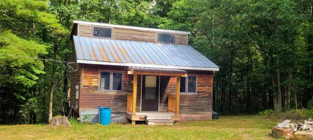 806 Misty Mountain Rd, WAITEVILLE, WV 24984 (MLS #21-1461) :: Greenbrier Real Estate Service