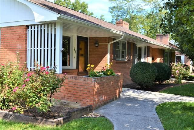 561 Holt Ln, LEWISBURG, WV 24901 (MLS #21-1475) :: Greenbrier Real Estate Service