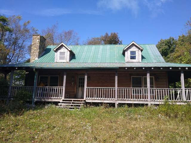 11280 Point Mountain Rd., MONTERVILLE, WV 26282 (MLS #21-1574) :: Greenbrier Real Estate Service