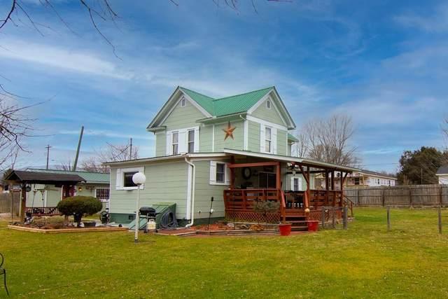 327 Linden, Alderson, WV 24910 (MLS #21-160) :: Greenbrier Real Estate Service