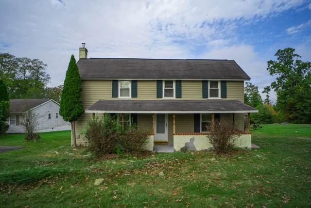 829 Brush Rd, LEWISBURG, WV 24901 (MLS #21-1614) :: Greenbrier Real Estate Service