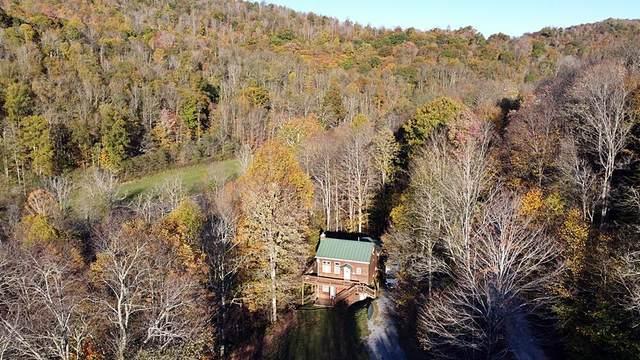 85 Indian Trail, SLATYFORK, WV 26291 (MLS #21-1626) :: Greenbrier Real Estate Service