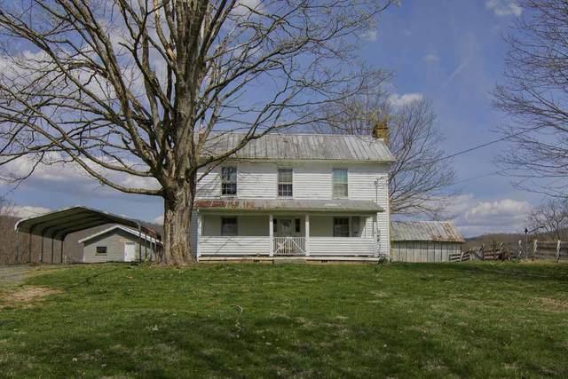 901 Broad Run Rd, SINKS GROVE, WV 24976 (MLS #21-170) :: Greenbrier Real Estate Service