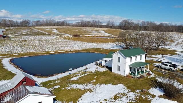 2034 Oliver Ballard Rd, LINDSIDE, WV 24951 (MLS #21-193) :: Greenbrier Real Estate Service