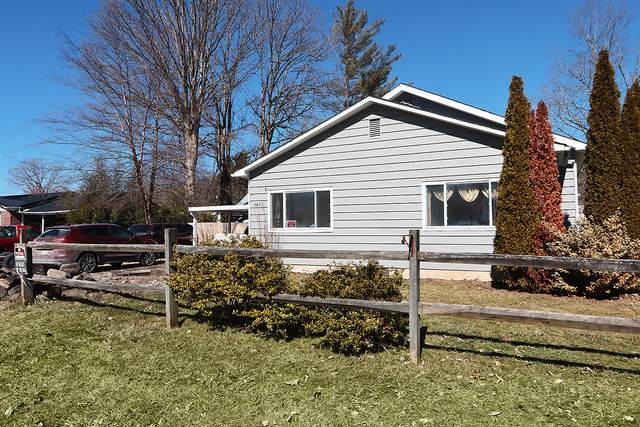 343 E Monroe St, RUPERT, WV 25984 (MLS #21-252) :: Greenbrier Real Estate Service