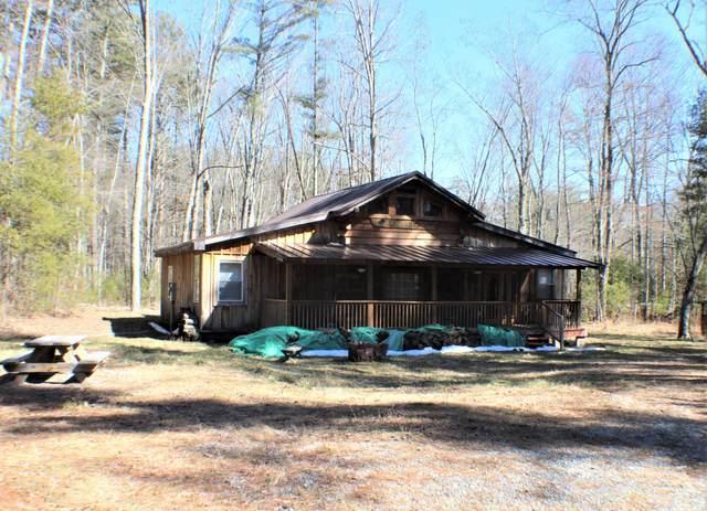 41 Lakeside Drive, GAP MILLS, WV 24941 (MLS #21-273) :: Greenbrier Real Estate Service