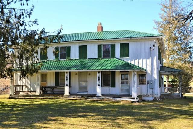 105 Butler Mountain Rd, RENICK, WV 24966 (MLS #21-309) :: Greenbrier Real Estate Service