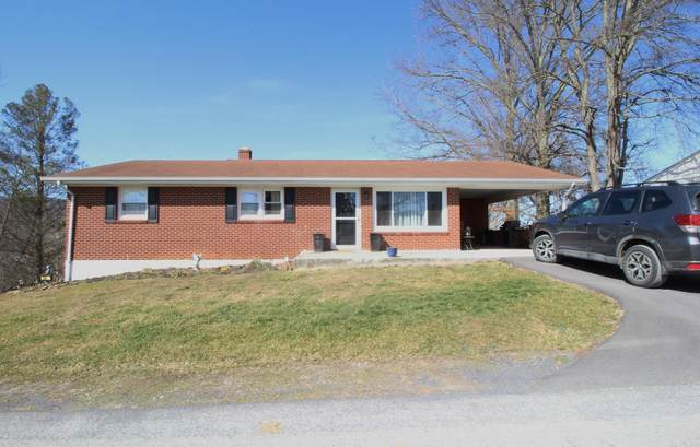 201 Green Hill Rd, UNION, WV 24983 (MLS #21-321) :: Greenbrier Real Estate Service