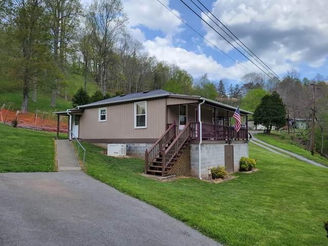 3416 Madams Creek Rd, HINTON, WV 25951 (MLS #21-348) :: Greenbrier Real Estate Service