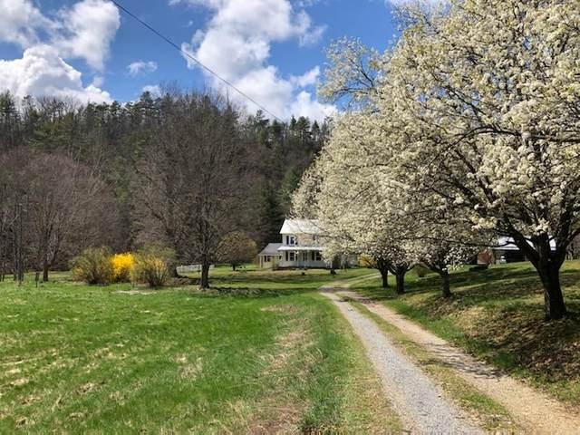 5506 Anthony Creek Rd, White Sulphur Springs, WV 24986 (MLS #21-381) :: Greenbrier Real Estate Service