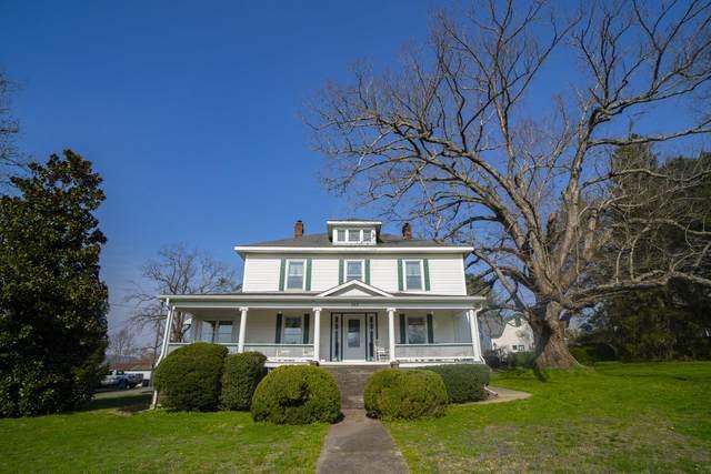 353 N Monroe St, Alderson, WV 24910 (MLS #21-506) :: Greenbrier Real Estate Service