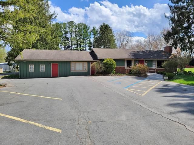 9016 S Seneca Trl, Ronceverte, WV 24970 (MLS #21-527) :: Greenbrier Real Estate Service