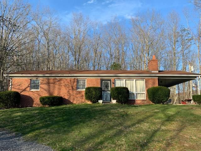 1525 Moncove Lake Rd, GAP MILLS, WV 24941 (MLS #21-532) :: Greenbrier Real Estate Service