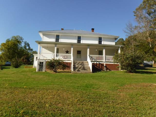 427 Blackberry Lane, GAP MILLS, WV 24941 (MLS #21-536) :: Greenbrier Real Estate Service