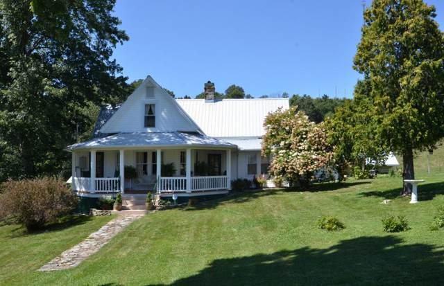 21717 Beckley Rd, FLAT TOP, WV 25841 (MLS #21-621) :: Greenbrier Real Estate Service