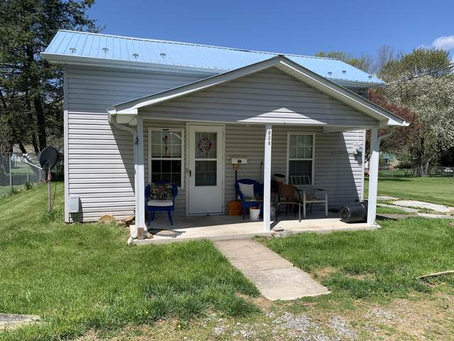 828 14th Ave, MARLINTON, WV 24954 (MLS #21-647) :: Greenbrier Real Estate Service