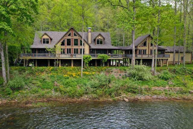 633 River Trail Lane, LEWISBURG, WV 24901 (MLS #21-779) :: Greenbrier Real Estate Service