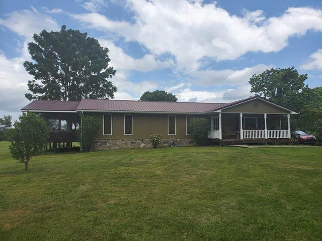 4907 State Route 3 And 12, Talcott, WV 24981 (MLS #21-792) :: Greenbrier Real Estate Service