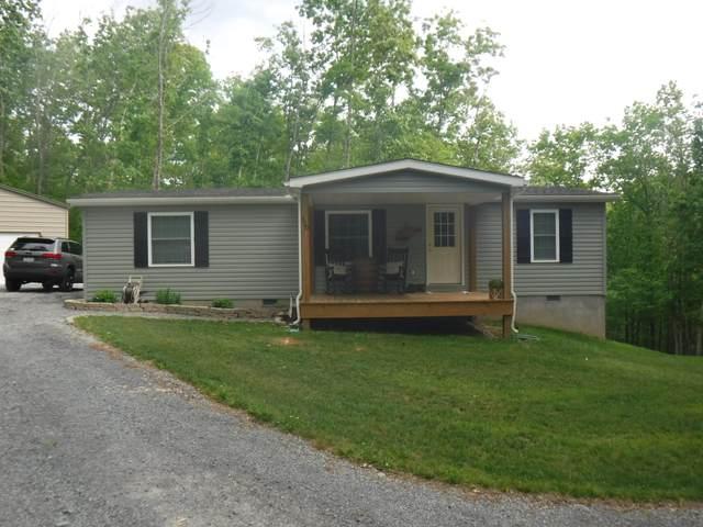 550 Anderson Estates Rd, LEWISBURG, WV 24901 (MLS #21-801) :: Greenbrier Real Estate Service
