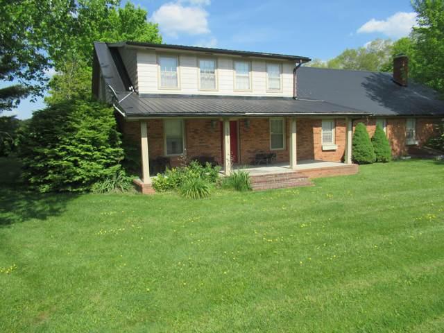 15415 W Midland Trl, CRAWLEY, WV 24931 (MLS #21-809) :: Greenbrier Real Estate Service