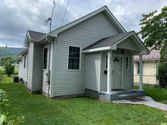 208 Patterson St, White Sulphur Springs, WV 24986 (MLS #21-816) :: Greenbrier Real Estate Service