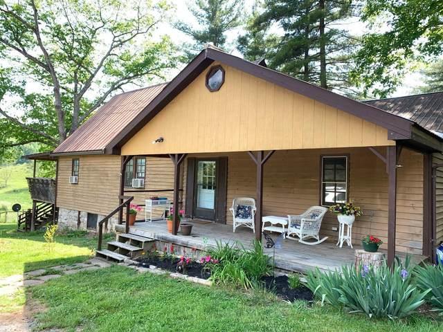 1417 Longanacre Rd, SINKS GROVE, WV 24976 (MLS #21-822) :: Greenbrier Real Estate Service
