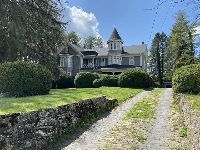119 Walnut St, Ronceverte, WV 24970 (MLS #21-837) :: Greenbrier Real Estate Service