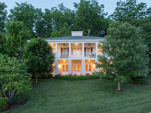 126 Springhouse Lane, White Sulphur Springs, WV 24986 (MLS #21-853) :: Greenbrier Real Estate Service