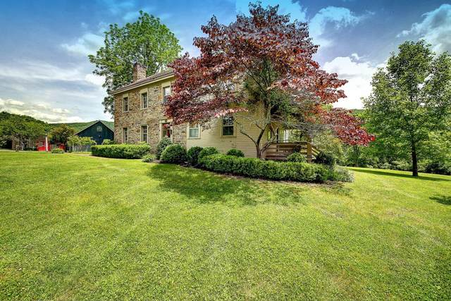 2717 Stone House Rd, CALDWELL, WV 24925 (MLS #21-908) :: Greenbrier Real Estate Service