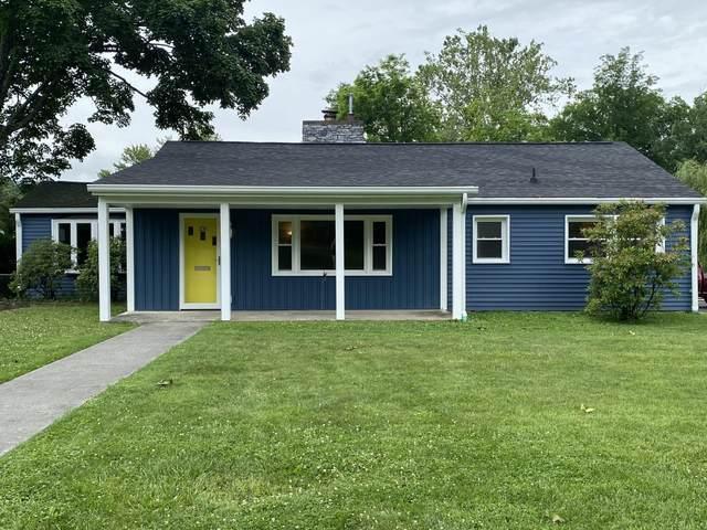 231 Villa Ave, White Sulphur Springs, WV 24986 (MLS #21-916) :: Greenbrier Real Estate Service