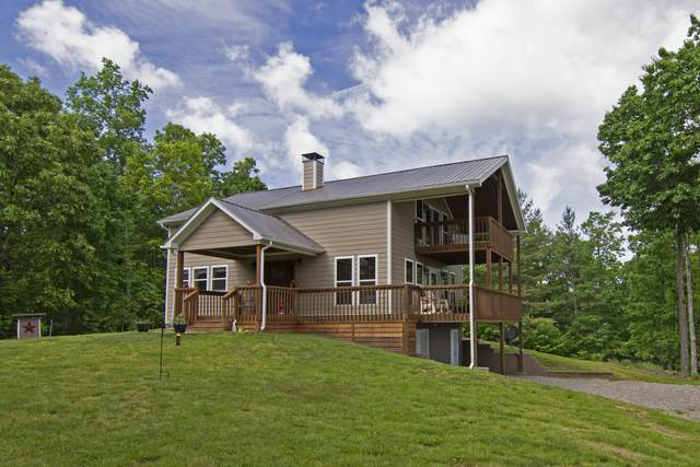 55 Alley Mountain Rd, MARLINTON, WV 24954 (MLS #21-926) :: Greenbrier Real Estate Service